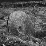 O primeiro enterro no cemitério da Santa Casa