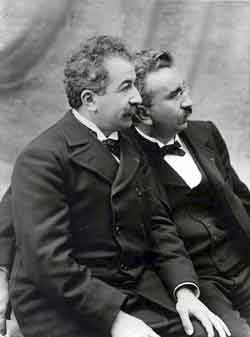 Louis e Auguste Lumière