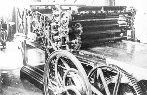 Impressora Marinoni