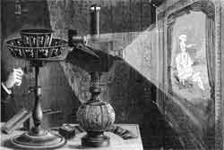 O Praxinoscópio