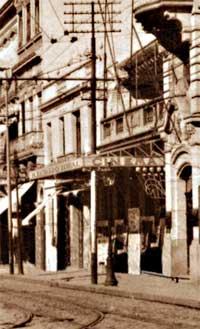 Primeira sala de cinema de Porto Alegre