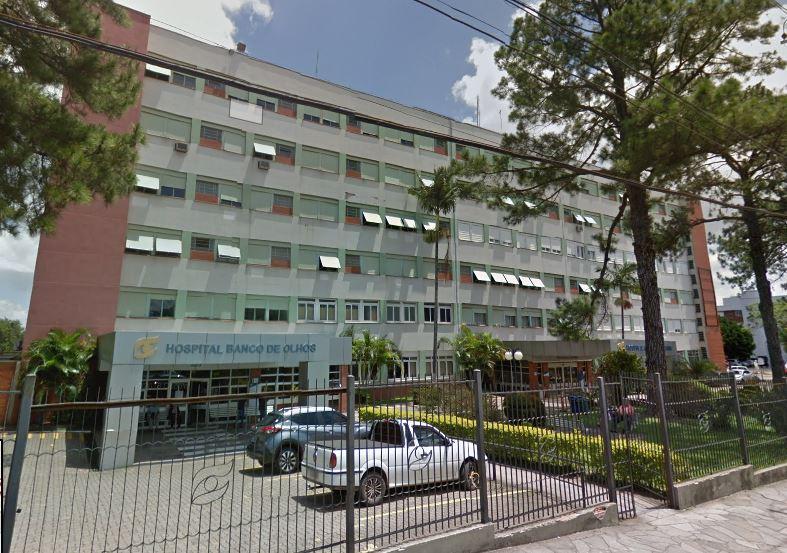 Hospital Banco de Olhos - Lydia Moschetti