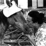 Palmira Gobbi defensora dos animais
