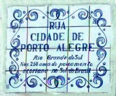 Uma Rua Chamada Porto Alegre