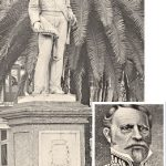 A Estátua do Conde de Porto Alegre