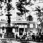 O Chafariz Imperial e o Chalé da Praça XV ano de 1917