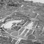 O Jardim da Redenção - Imagem de 1955