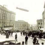 O Zeppelin visita Porto Alegre