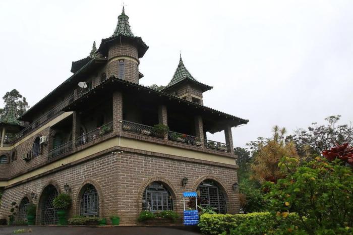 Castelo do Bairro Agronomia