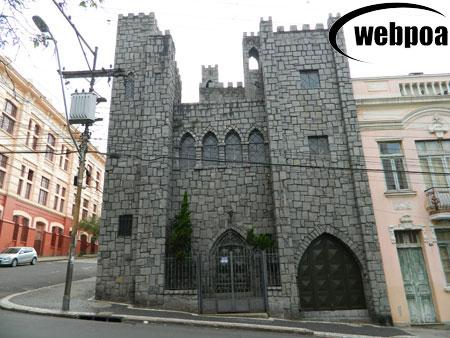 A prisioneira do Castelo do Alto da Bronze