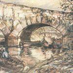 Ponte do Riacho, Porto Alegre Antiga